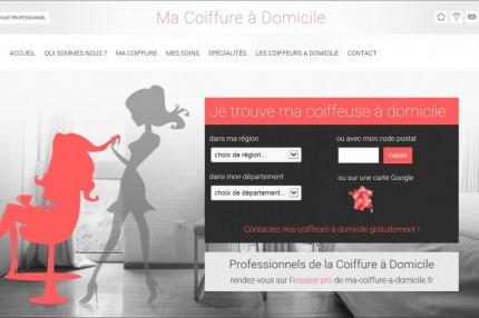Rédacteur Web pour Coiffure à domicile