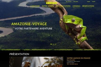 Rédacteur Web pour Amazonie Voyage