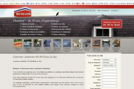 Rédacteur Web pour Couvreurs de toitures